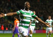 Moussa Dembele Celtic Glasgow