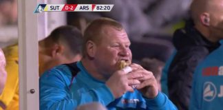 Wayne Shaw Sutton Arsenal