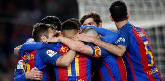 fc barcelona madrid