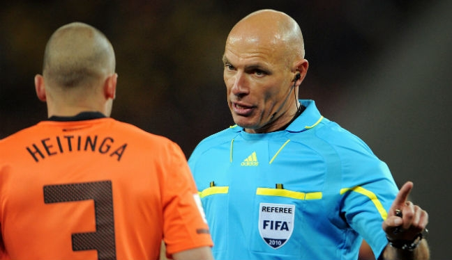 howard webb mls