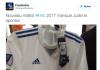 nouveau maillot blanc impact montreal