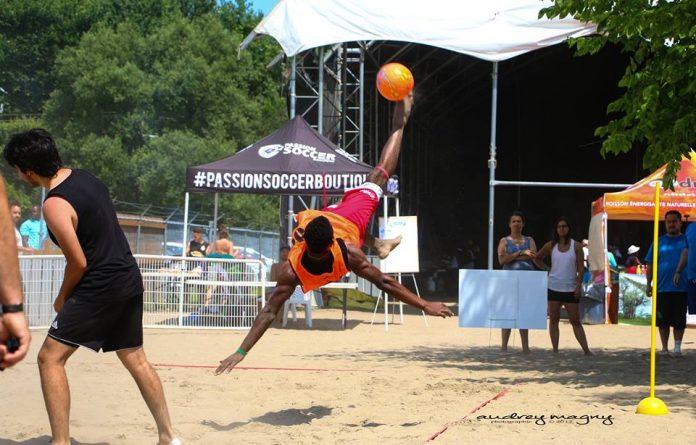copa beach club soccer