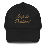 casquette-montreal-poutine_photo_Front_Black