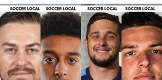 Équipes-types du KAN FC en soccer masculin universitaire RSEQ automne 2017