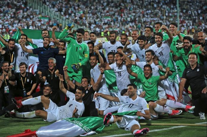 Groupe b ri iran pr dictions de coupe du monde 2018 - Maroc qualification coupe du monde ...