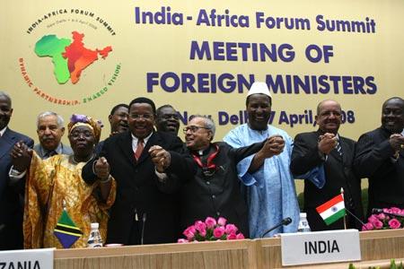 Le deuxième sommet Afrique-Inde à Addis-Abeba