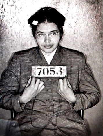 Google is honoring African American civil rights activist Rosa Parks