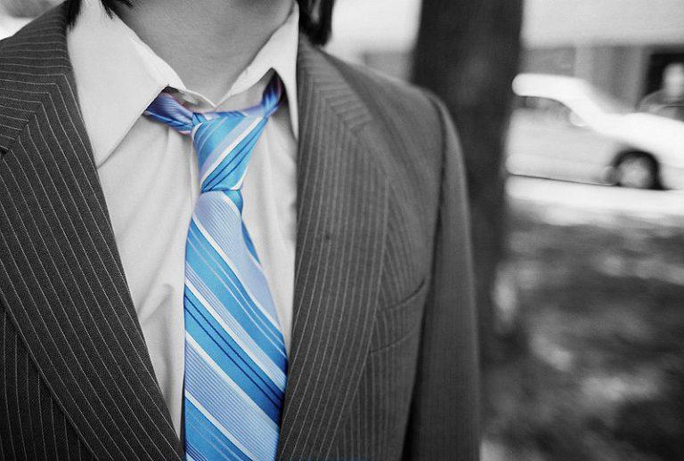 Comment faire un noeud de cravate ?