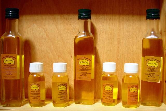 L'huile d'argan pour les cheveux !