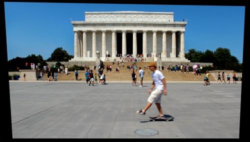La traversée des États-Unis dans la caméra de Shaan