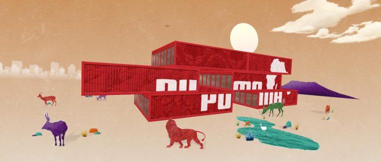 La publicité Puma pour les nouveaux maillots africains 2012