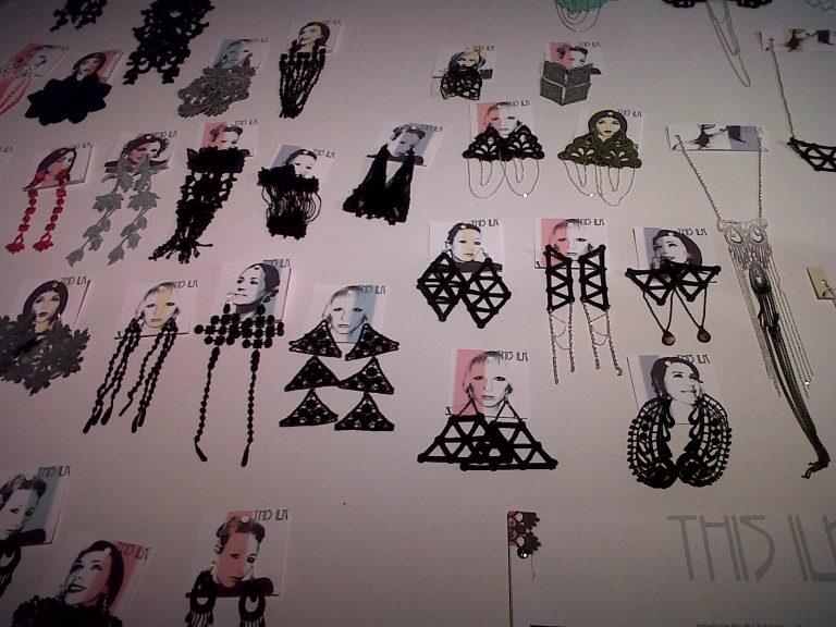 Projecteur sur This Ilk, le bijou artisanal par Tamara Bavdek