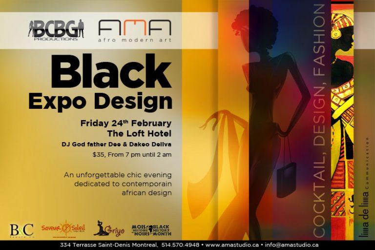 Black Expo Design : Le rendez-vous du design ethnique par Edwige Suzon