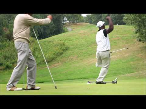 Manuel de Los Santos le golfeur qui n'avait qu'une seule jambe !