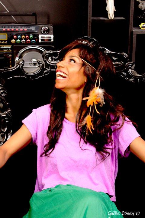 Afro Inspiration : Laëtitia Dana, artiste néo-soul