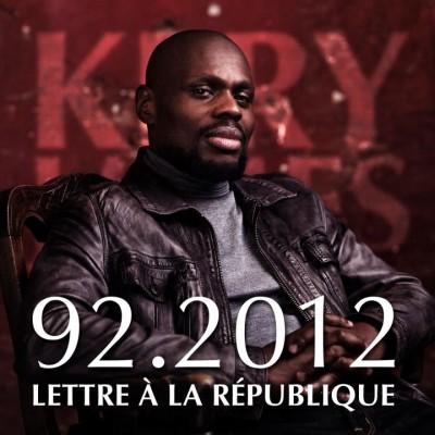 Regardez Lettre à la République, un clip de Kery James