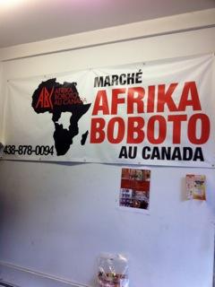 Afro Inspiration : Ibula Touché, propriétaire du Marché Afrika Boboto au Canada