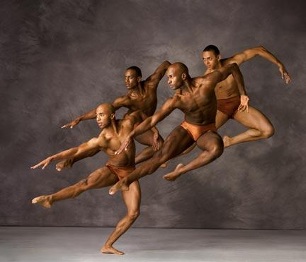 Projecteur sur Alvin Ailey American Dance Theater