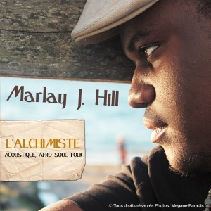 Afro Inspiration : Marlay J. Hill, artiste musical
