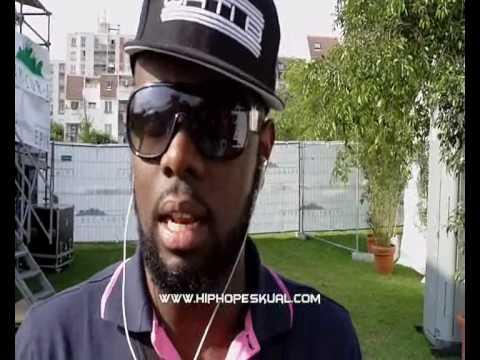 Interview video Sexion d'Assaut x HIPHOPESKUAL