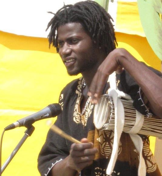 Afro Inspiration – Bamba Diaw, artiste afro-folk
