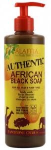 savon noir africain