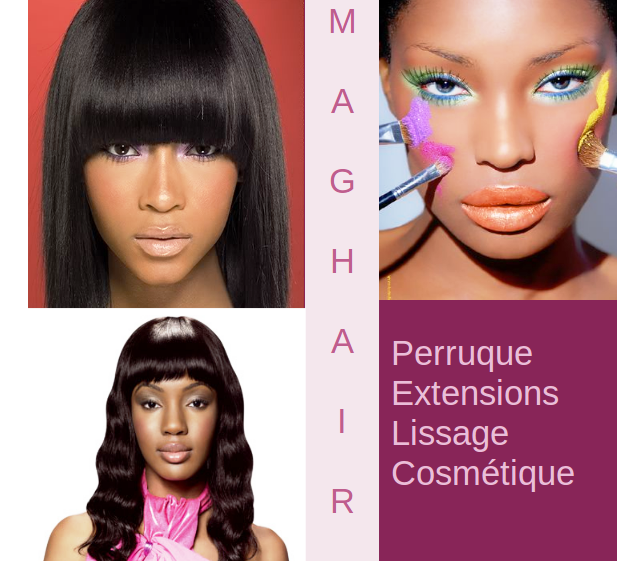 Afro Inspiration : Maguy, Fondatrice de Maghair