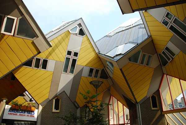 10-most-amazing-buildings-in-the-world-Cubic-Houses-Rotterdam-Netherlands