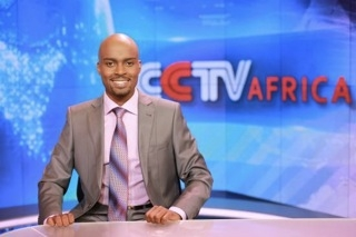 Black journalists on Chinese Channels (part 1/4)