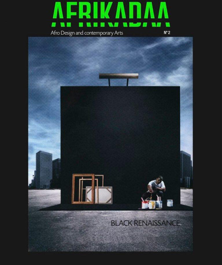 Black Renaissance : 2ème édition du magazine AFRIKADAA