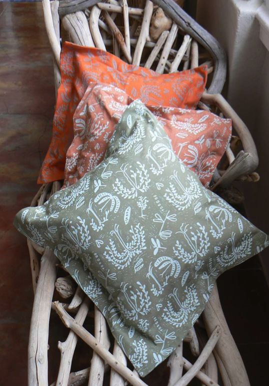 Textile en coton africain Ekoka
