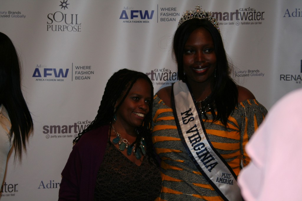 Miss Virginia du concourt Plus America
