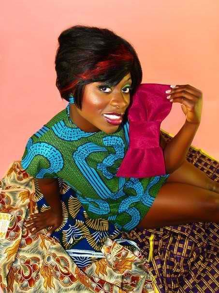 Afro Inspiration : Chigozie Anaele founder of Kachi Designs