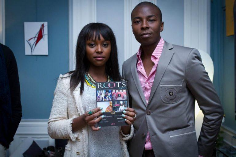 ROOTS Magazine : Le cocktail de lancement du 5ème Numéro
