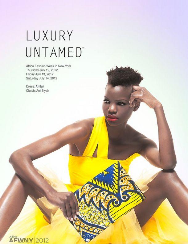 African Fashion Week : Fashion District Tour [Jour 1 et Jour 2]