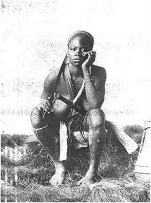 À la découverte des Amazones du Dahomey