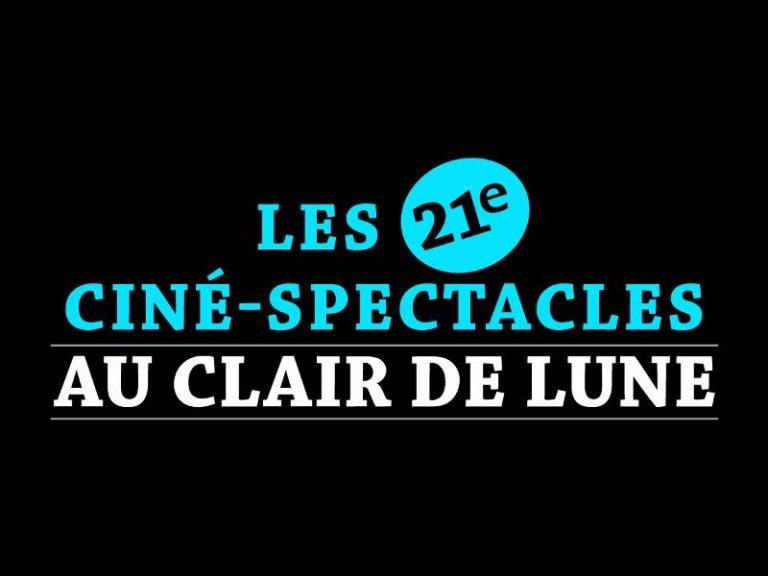 Projecteur sur la 21e édition des Ciné-spectacles au clair de lune