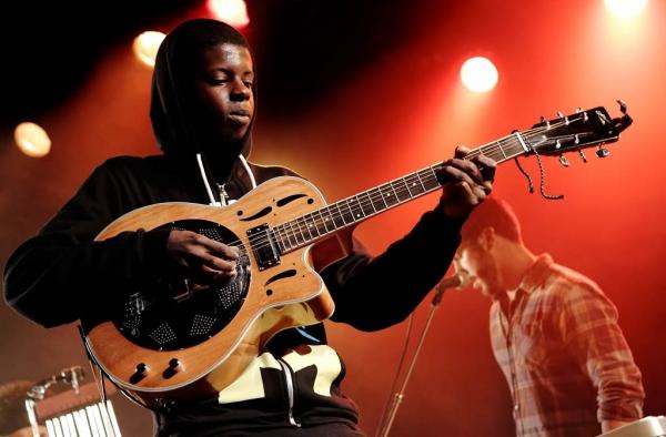 L'ActuArt – Karim Ouellet au Festival Osheaga 2012