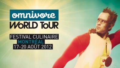 L'ActuArt – Le Festival Culinaire Omnivore World Tour 2012