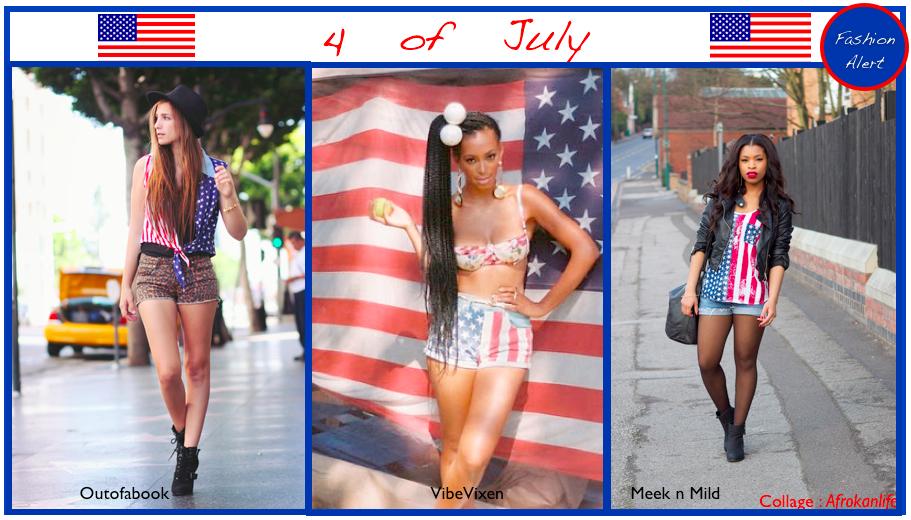 Comment s'habiller pour la fête nationale américaine