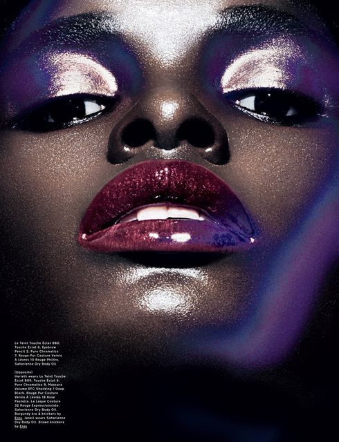 Jeneil Williams and Herieth Paul for Pop Magazine