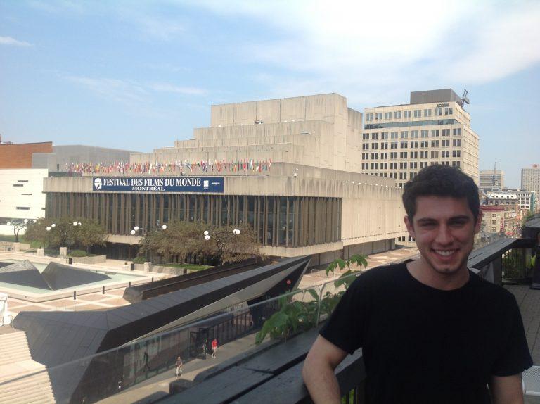 Jeremy Teicher, Réalisateur du film Grand comme le Baobab