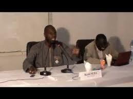 Kemi Seba prêche pour un nouveau type d'homme africain