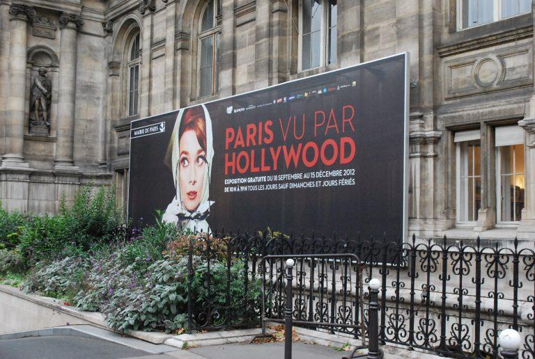 Paris vu par Hollywood à L'Hôtel de Ville de Paris