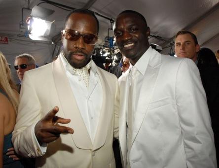 "Akon et Wyclef à l'affiche du film Nollywood ""Black November"""