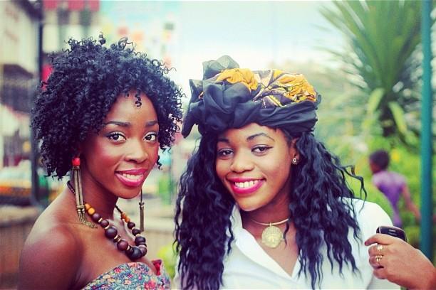 Afro Inspiration : Andrea BOMO et Manuela EBE, fondatrices de la chaîne Akouma TV