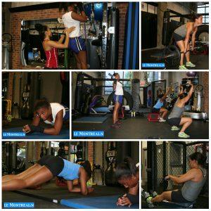 Afro Inspiration - Keena-Lou, coach fitness