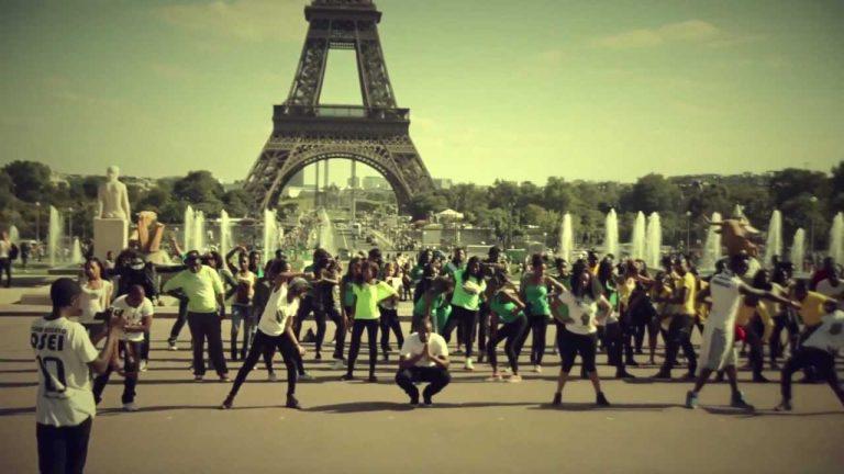 Tout ce qu'il faut savoir du Flash Mob Azonto à Paris