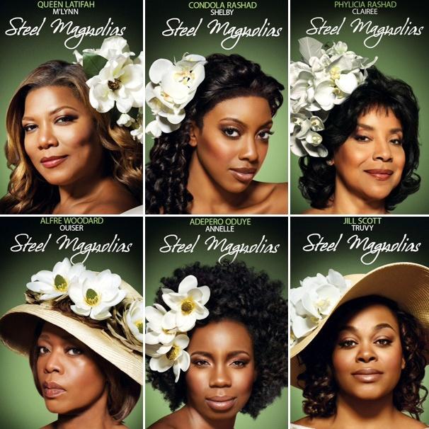 Affiche de Steel Magnolias