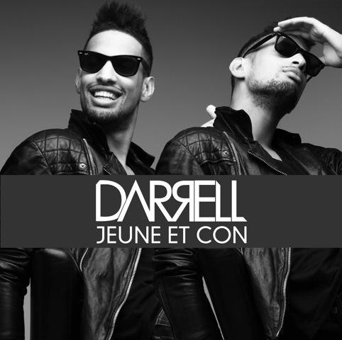 image Darrell - Jeune et con (pochette)